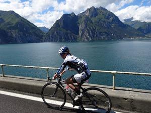 Riding lake garda (3)