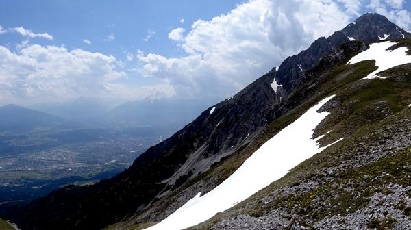 Kruzjochl above Innsbruck, Austria