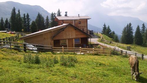 the Birgitzer Alm, Innsbruck, Austria